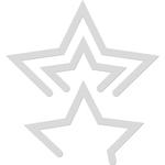 "Triple Star Flip 1""X2.25"" - Kaisercraft Card Creations Dies"