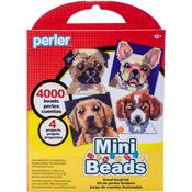 Dogs - Perler Mini Beads Fused Bead Kit