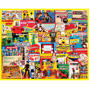 "I Had One Of Those - Jigsaw Puzzle 1000 Pieces 24""X30"""