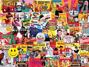 """Pop Culture - Jigsaw Puzzle 1000 Pieces 24""""X30"""""""