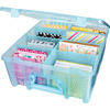 ArtBin Super Satchel Double Deep Box W/Dividers