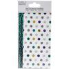 Textured Dots - Simply Creative Decoupage Paper 18.8cm X 35cm 4/Pkg