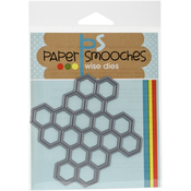 Honeycomb - Paper Smooches Die