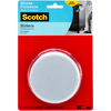 4/Pkg - Scotch Reusable Sliders 4  Scotch-Reusable Sliders. These sliders make it easy to move furniture on carpet! Ideal for sliding dressers or beds. This package contains four 4 inch sliders. Imported.