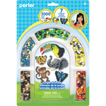 Jungle - Perler Fused Bead Kit