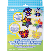 Color Changing Beads - Perler Fused Bead Kit