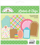 Fun In The Sun Labels & Tags - Doodlebug