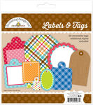 Puppy Love Labels & Tags - Doodlebug
