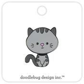 Kitty Enamel Pin - Doodlebug