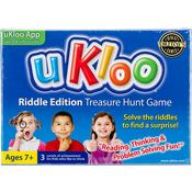 Riddle Edition - Treasure Hunt Game