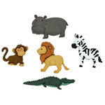 Zoo Cuties - Dress It Up Embellishments