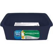 Blue - Fresh Step Disposable Litter Pan