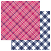 Lennox Paper - Delightful Mad 4 Plaid - Photoplay