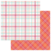 Crawford Paper - Delightful Mad 4 Plaid - Photoplay