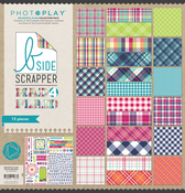 Delightful Mad 4 Plaid Collection Pack - Photoplay