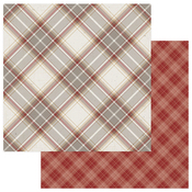 Carnegie Paper - Tailored Mad 4 Plaid - Photoplay