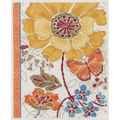 """8""""X10"""" 14 Count - Spiced Bouquet Counted Cross Stitch Kit"""