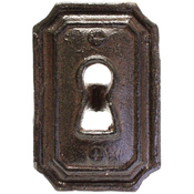 Lock - Bottle Cap Inc Antique Bronze Knobs