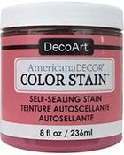 Rose - Americana Decor Color Stains 8oz