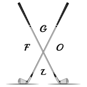 "Dad's Golf Clubs - Gourmet Rubber Stamps Cling Stamps 3.375""X6.75"""