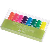 Assorted 8/Pkg - Candy Colors Mini Marker Set