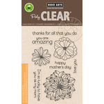 "Happy Mother's Day - Hero Arts Clear Stamps 4""X6"""