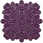 "Snowflake 1, 2.5""X2.5"" - Cheery Lynn Designs Doily Die"