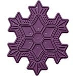 "Snowflake 4, 2.25""X2.25"" - Cheery Lynn Designs Doily Die"