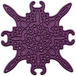 "Large Snowflake, 3.5""X3.5"" - Cheery Lynn Designs Doily Die"