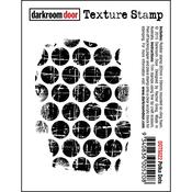 """Polka Dots - Darkroom Door Cling Stamp 3""""X2"""""""