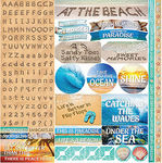 Just Beachy Sticker Sheet - Ella & Viv