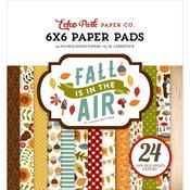 Fall Is In The Air 6 x 6 Paper Pad - Echo Park