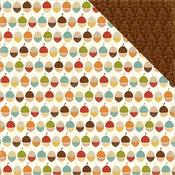 Harvest Acorns Paper - Fall Is In The Air - Echo Park