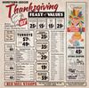 Thanksgiving Feast Paper - Autumn - Carta Bella