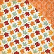 Colorful Leaves Paper - Autumn - Carta Bella