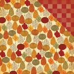 Fall Forest Paper - Autumn - Carta Bella