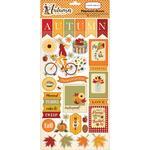Autumn Chipboard Stickers - Carta Bella