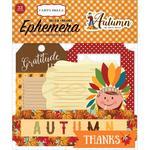 Frames and Tags Ephemera - Autumn - Carta Bella