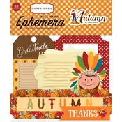Frames and Tags Ephemera - Autumn - Carta Bella