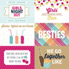 4 x 6 Card Paper - Fun With Friends - Photoplay