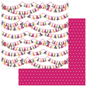 Fringe Banners Paper - Fun With Friends - Photoplay