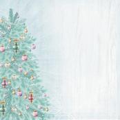 Fir Tree Paper - Christmas Wishes - KaiserCraft