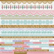 Christmas Wishes Sticker Sheet - KaiserCraft