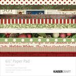 Silent Night 6 x 6 Paper Pad - KaiserCraft