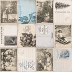 Correspondence Spot Varnish Paper - Frosted - KaiserCraft