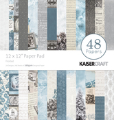 Frosted 12 x 12 Paper Pad - KaiserCraft