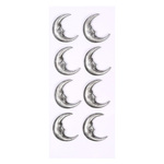 Half Moons Mini Stickers - Little B