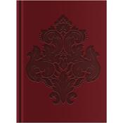 "Damask - Goth Opulence Hardbound Notebook 6""X8.5"""