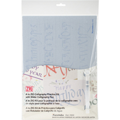 Zig Calligraphy Practice Kit