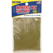 Olive - Makers-Mix Stepping Stone Colorant .5oz